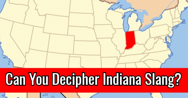 Can You Decipher Indiana Slang?