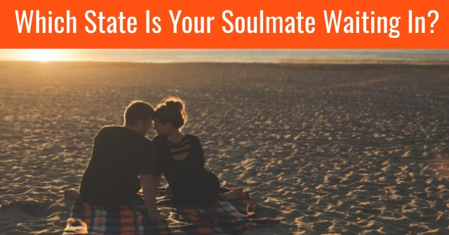 Which State Is Your Soulmate Waiting In?