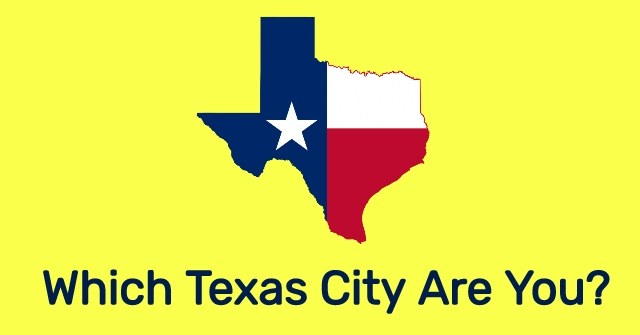 Which Texas City Are You?