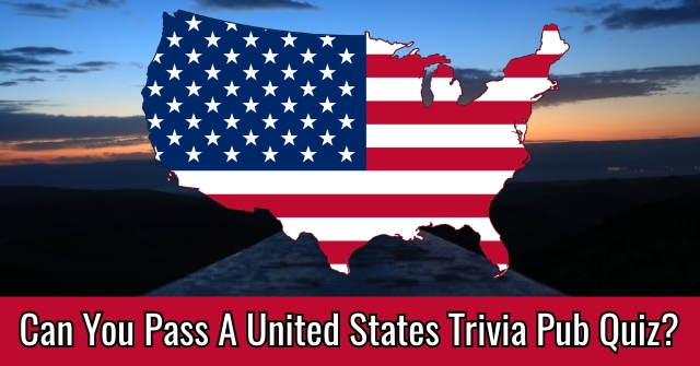 Can You Pass A United States Trivia Pub Quiz?