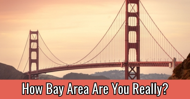 How Bay Area Are You Really?