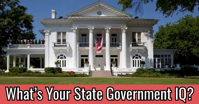 What's Your State Government IQ?
