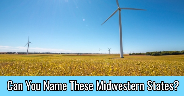 Can You Name These Midwestern States?