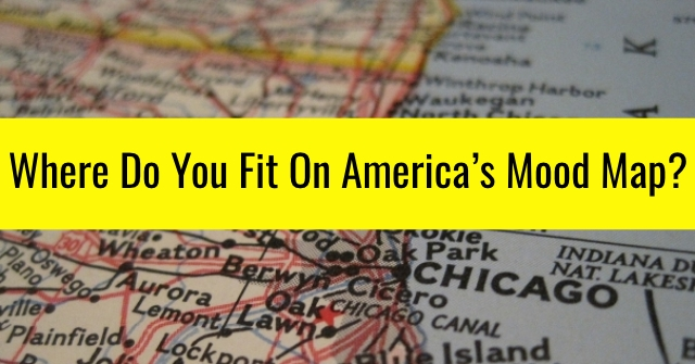 Where Do You Fit On America's Mood Map?