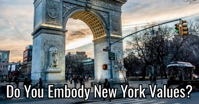 Do You Embody New York Values?
