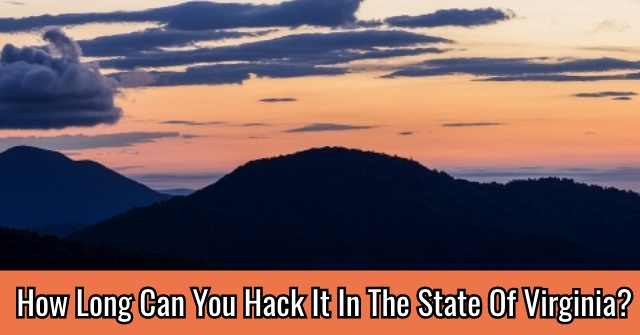 How Long Can You Hack It In The State Of Virginia?
