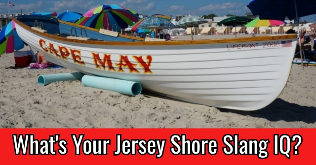 What's Your Jersey Shore Slang IQ?