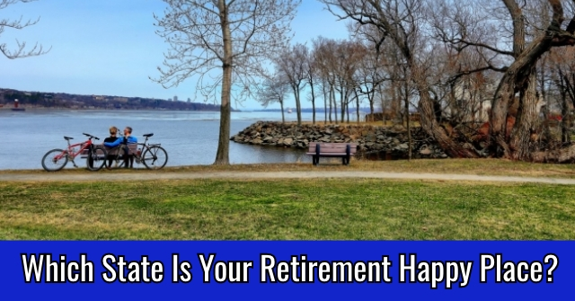 Which State Is Your Retirement Happy Place?