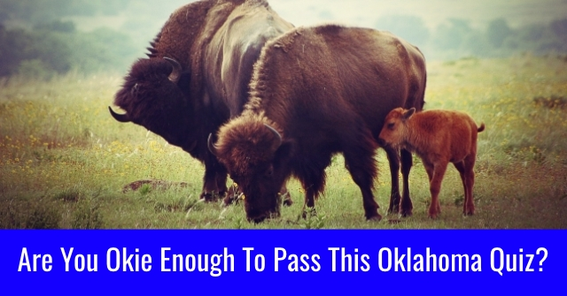 Are You Okie Enough To Pass This Oklahoma Quiz?
