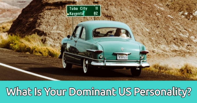 What Is Your Dominant US Personality?