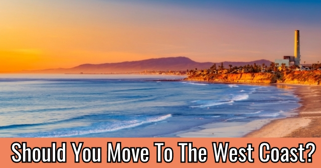 Should You Move To The West Coast?