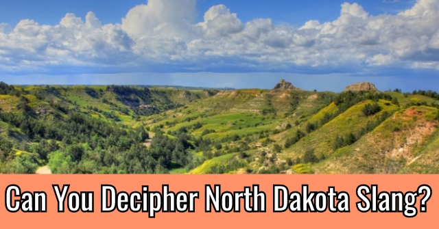 Can You Decipher North Dakota Slang?