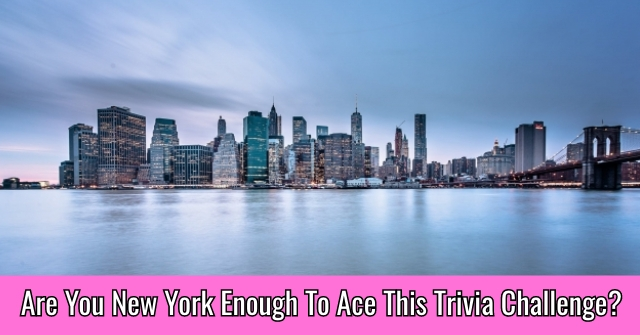 Are You New York Enough To Ace This Trivia Challenge?