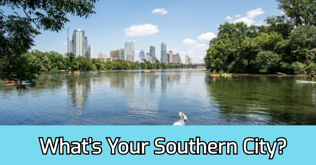 What's Your Southern City?