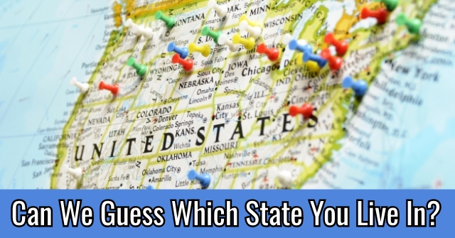 Can We Guess Which State You Live In?
