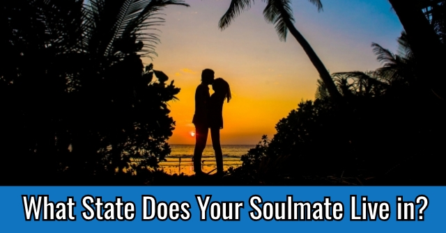 What State Does Your Soulmate Live in?
