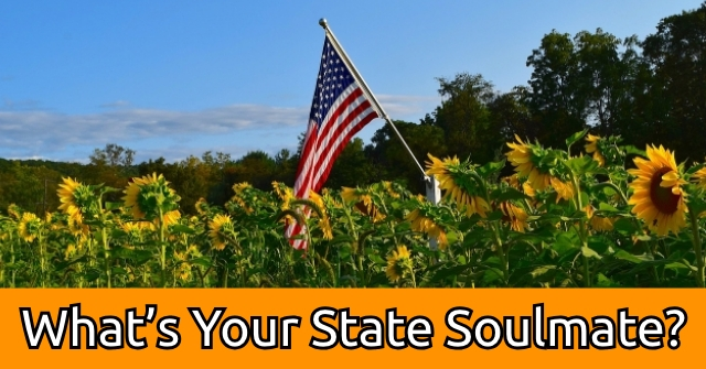 What's Your State Soulmate?