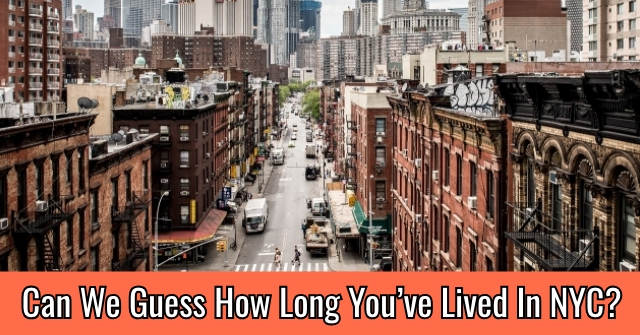 Can We Guess How Long You've Lived In NYC?