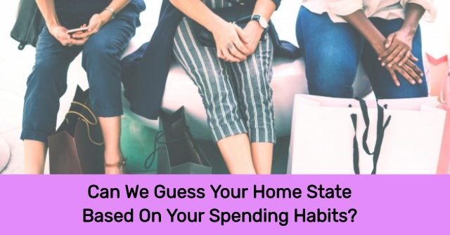 Can We Guess Your Home State Based On Your Spending Habits?